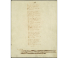 A Nemzeti dal autográf példánya a költő 1848-ban papírra vetett kéziratos verseit tartalmazó füzetben maradt fenn (OSZK, Kézirattár)