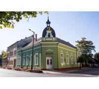 Bertók László Városi Könyvtár épülete